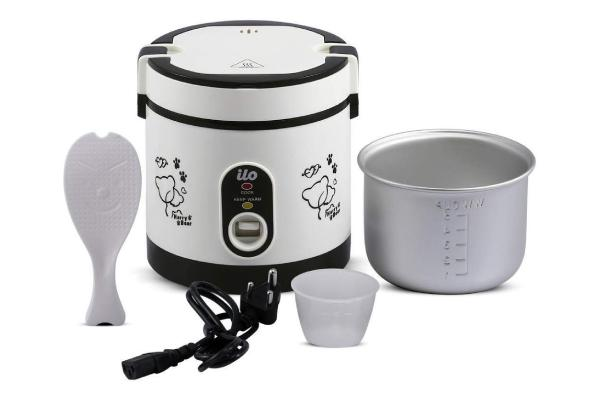 BMS Lifestyle 0.6-Litre Electric Rice Cooker