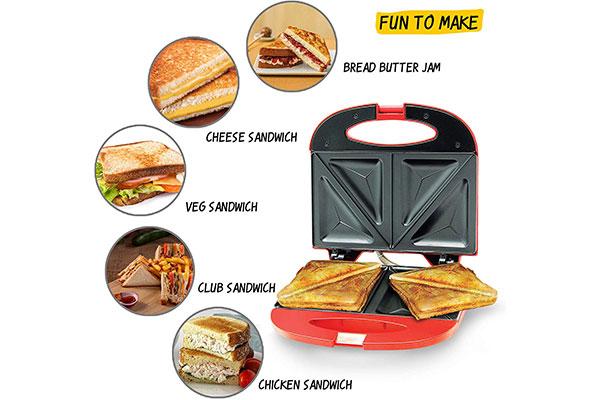 Brayden Furo Sandwich Maker