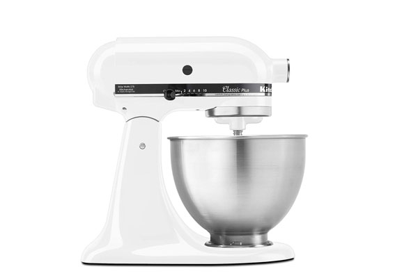 KitchenAid KSM75WH for Dough making