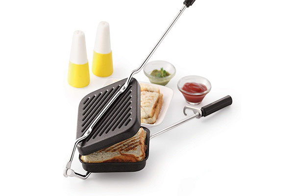 Warmeo Grill And Toast Sandwich Maker