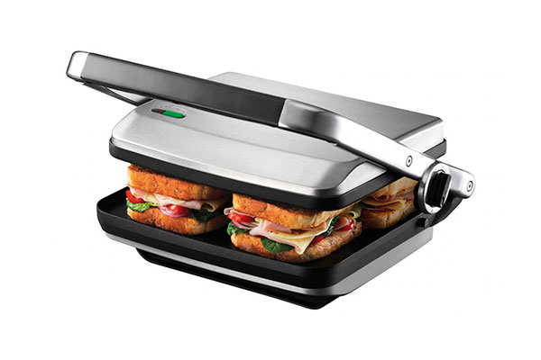 How to use sandwich Maker
