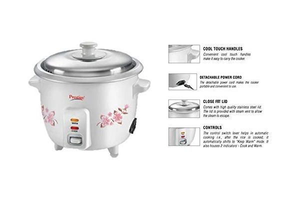 Prestige Rice Cooker