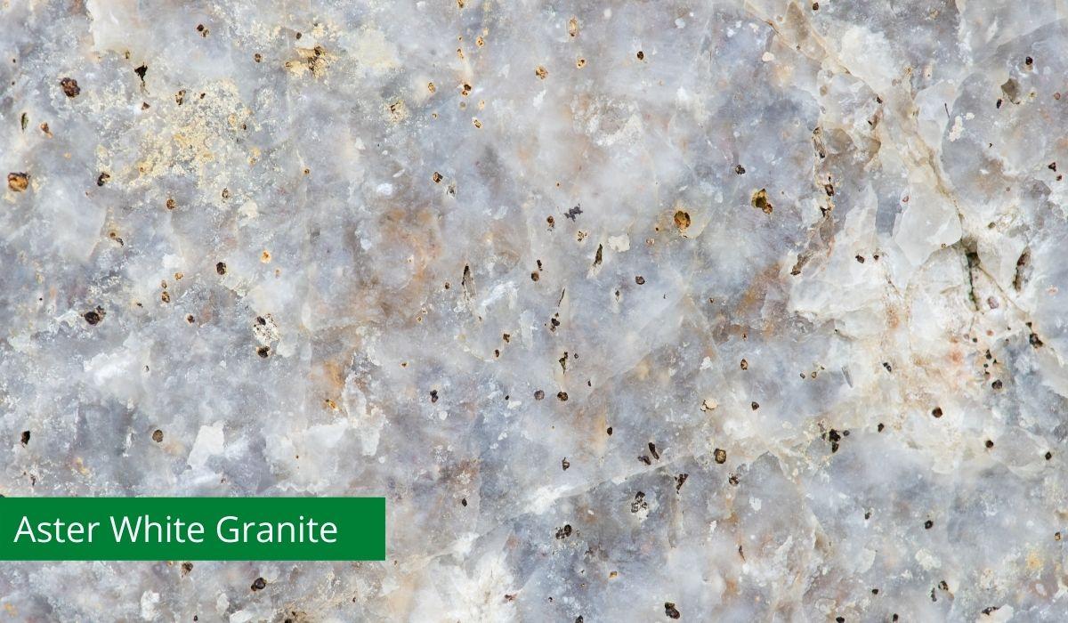 Aster White Granite